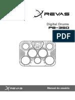 PB 350 Manual