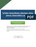 Sertralina PDF CK