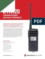 Dtr720 Spec Sheet Es 011719 Final