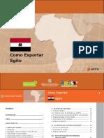 Como exportar - Egito