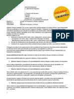 TdeR - Director(a) de Proyectos CCC 2019