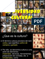 Diversidad Cultural 5to