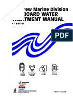 Shipboard Water Treatment Manual 4th edition
