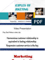 LESSON 3 Marketing Opportunity Analysis
