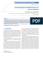 Implementing Overall Equipment Effectiveness in a Process Industry.pdf