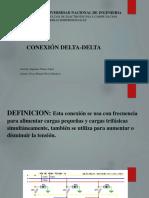 CONEXIÓN DELTA-DELTA.pptx