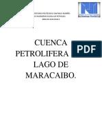 Cuenca Petrolifera Lago de Maracaibo