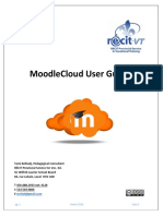 MoodleCloud User Guide