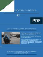 Drug Crimes in Las Vegas