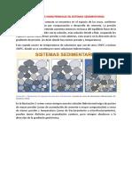 Alteraciones Hidrotermales en Sistemas Sedimentarios y aguas connatas