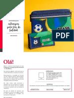 Apostila - Sublimacao Estampas Para Fas de Futebol
