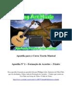 Apostila Para o Curso Teoria Musical - 2
