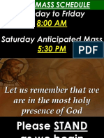daily mass SET 3.ppt
