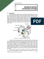 Sistem Starter