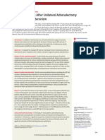 Outcomes After Adrenalectomy for Aldosteronoma