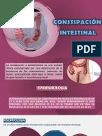 Constipación Intestinal