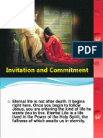 Session 9-Invitation and Commitment.ppt