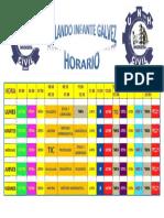 MODELO DE HORARIO PERSONAL