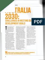 Thayer Australia 2030