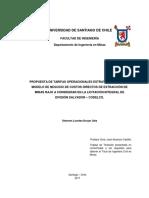 Propuesta de tarifas operacionales estratégicas para el modelo de negocio de costos directos de extracción de minas rajo a considerar en la licitación integral de División Salvador CODELCO-convertido.docx