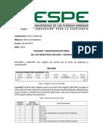 Registros de contol ADCON0 Y ADCON1