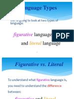 Figurative vs Literal (1)