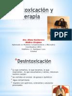 Desintoxicacion y Trofoterapia