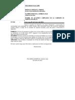 informe posoccoy