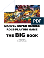 Marvel Superheroes - Big Book of Characters