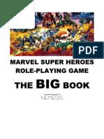 Marvel Superheroes - Big Book of Characters