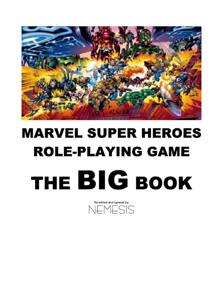 Marvel Superheroes - Big Book of Characters | Loki (Comics)