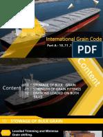 IGC - Chapter 10 ,11 ,12 presentation
