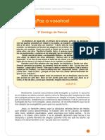 ORAR CON EL EVANGELIO (C) - 2º DOMINGO DE PASCUA. ¡Paz a vosotros!.pdf