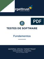 Testes de Software - Fundamentos