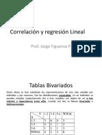 Clase 10 - Correlación y regresión Lineal