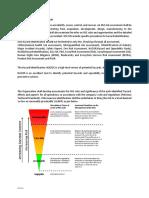 HSE Management Summary.