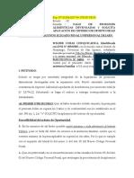 Adjunta Cupon de Pago y Solicita Aplicación Del Criterio de Oportunidad