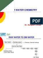 Steam Water Chemistry