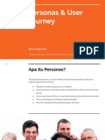 Personas & User Journey