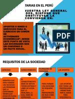 Formas Societarias en El Perú Rosita Terminado
