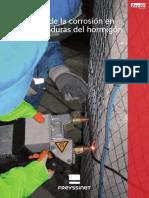 Control de Corrosión en Concreto Reforzado y Presforzado