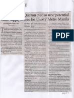 Business Mirror, June 26, 2019, Sumag River in Quezon eyed as next potential water-supply source for thirsty Metro Manila.pdf