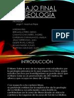GEOLOGIA PPT