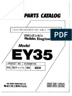 Robin Engine EY35 Parts Catalog