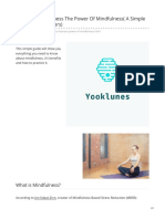 Yooklunes.com-How to Fully Harness the Power of Mindfulness a Simple Guide for Beginners