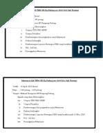 Agenda Mesyuarat PIBG