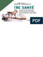 EBOOK Didier Raoult - Votre sante.pdf
