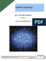 1 ML Introduzione