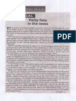 Tempo, June 26, 2019, Party-lists in the news.pdf