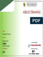 Cover Asbuilt Drawing